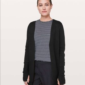 Lululemon City Street Cardigan